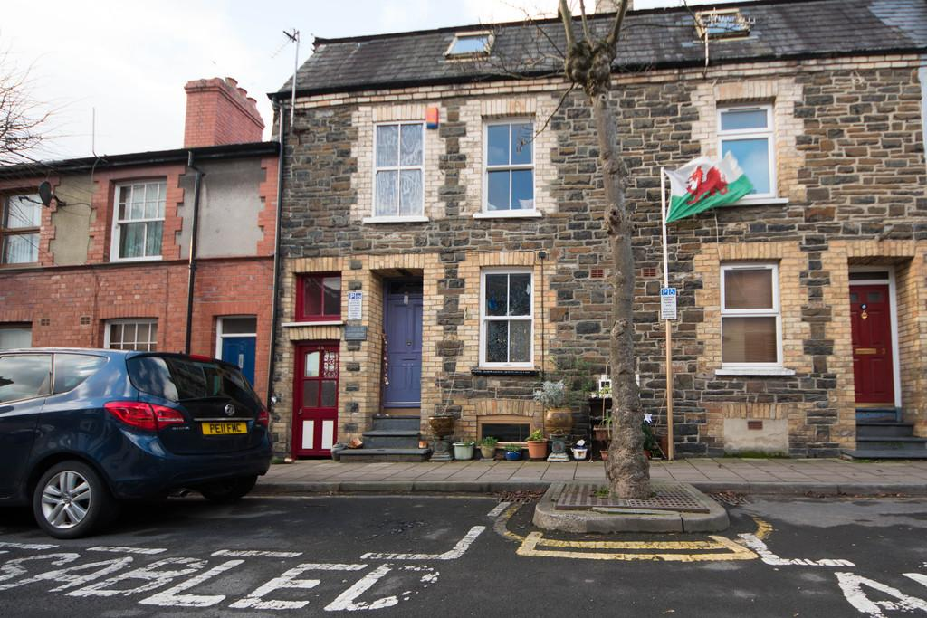 3 Bedrooms Terraced House for sale in Pound Place, Aberystwyth