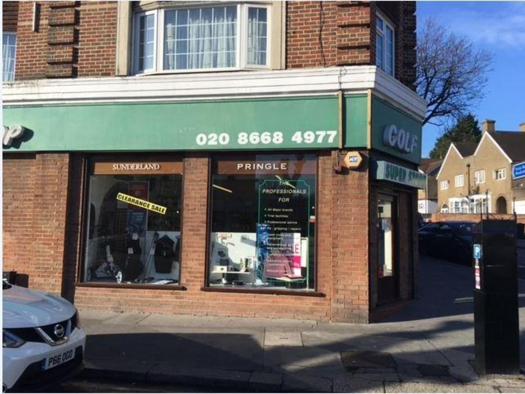 Land Commercial for sale in Brighton Road, South Croydon