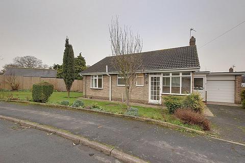 2 bedroom detached bungalow to rent - Potterdale Drive, Little Weighton