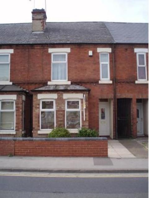 2 Bedrooms Terraced House for sale in Station Road, Carlton, Nottingham, NG4 3DB