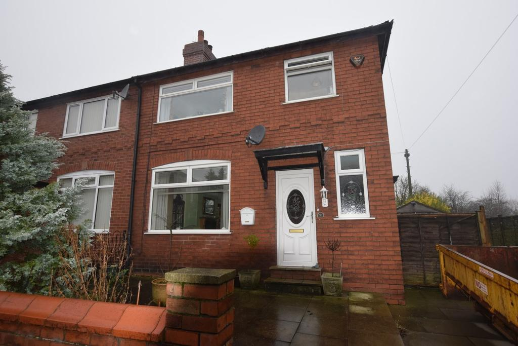 3 Bedrooms Semi Detached House for sale in Meadows Road, Hayfield, High Peak