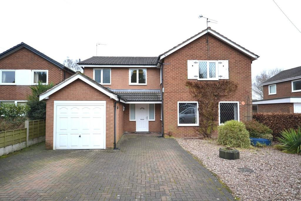 4 Bedrooms Detached House for sale in Cherington Crescent, Macclesfield