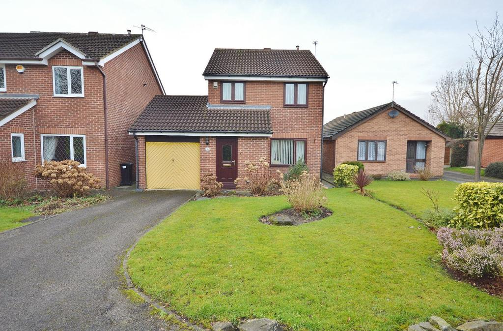 3 Bedrooms Detached House for sale in Fenwick Drive, Heaton Meresy