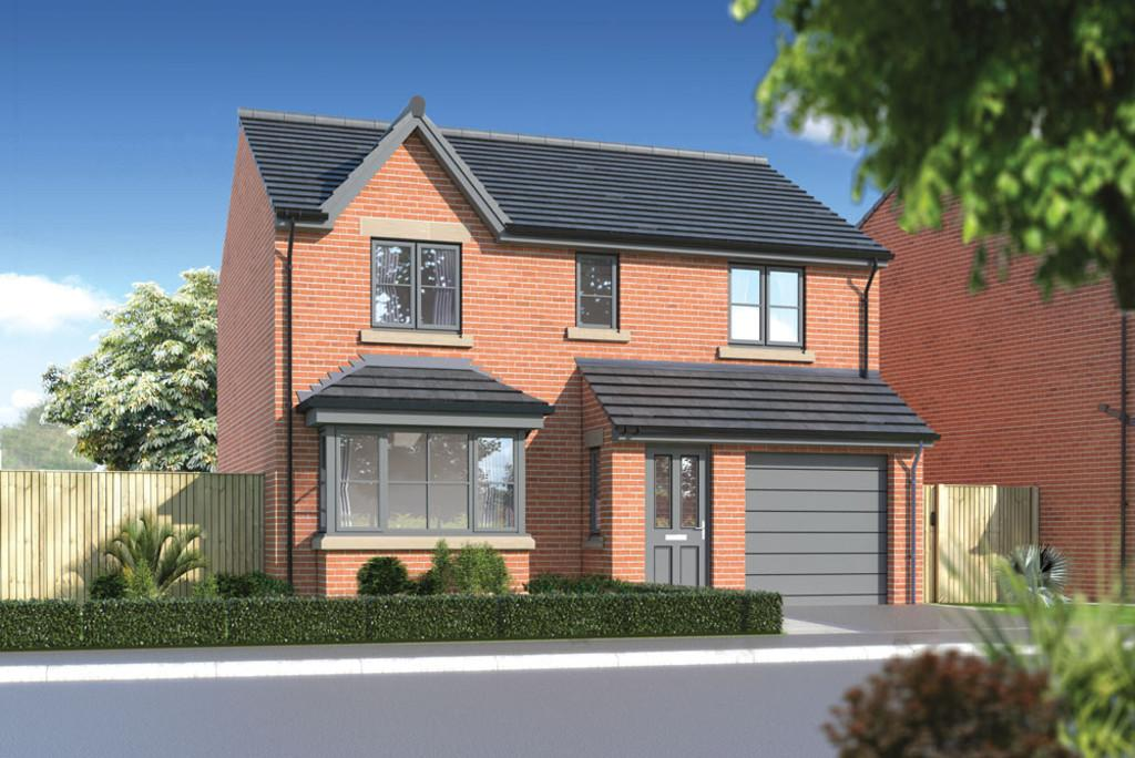 4 Bedrooms Detached House for sale in Suttle Gardens, Carlisle