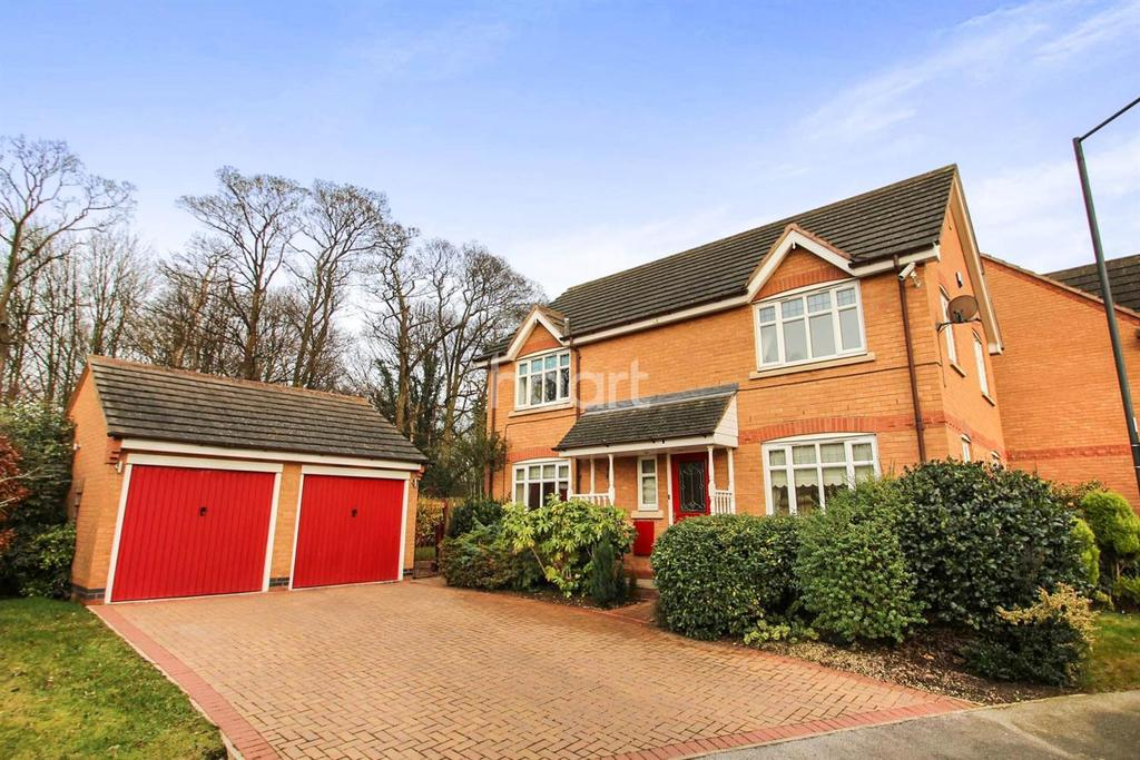 4 Bedrooms Detached House for sale in Ecton Court Kirk Sandall