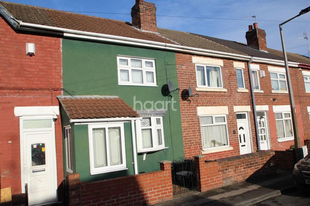 3 Bedrooms Terraced House for sale in Victoria Road, Edlington