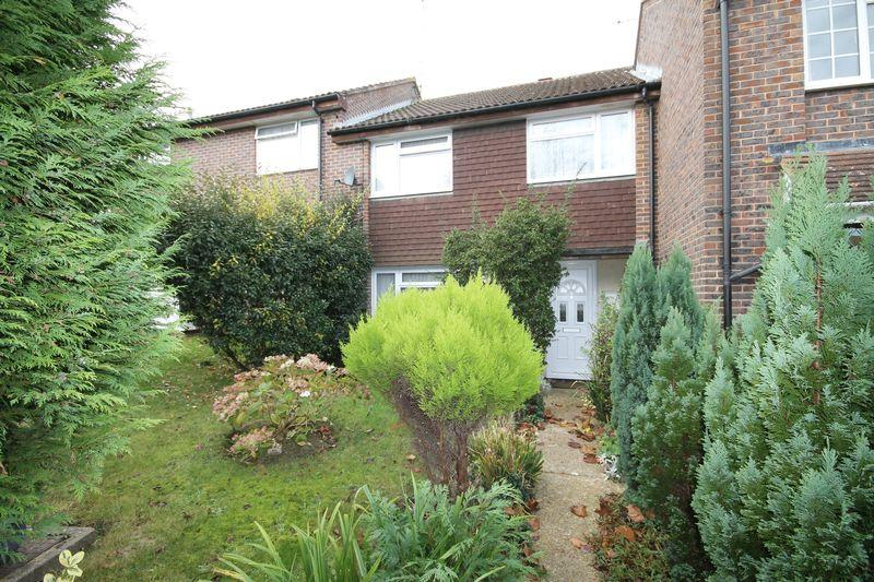 3 Bedrooms Terraced House for sale in Bridge Close, Burgess Hill, West Sussex
