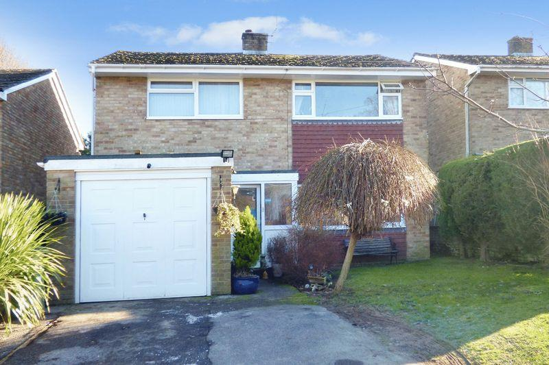 4 Bedrooms Detached House for sale in Paynters Way, Newick