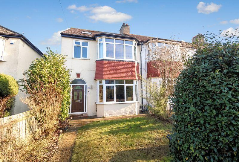 4 Bedrooms Terraced House for sale in Spring Park Road, Shirley