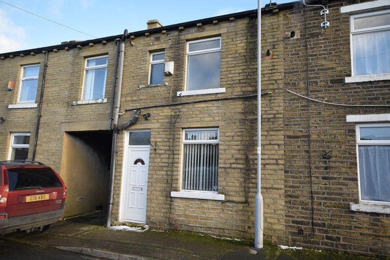 2 Bedrooms Terraced House for sale in Chapel Terrace, Allerton, Bradford