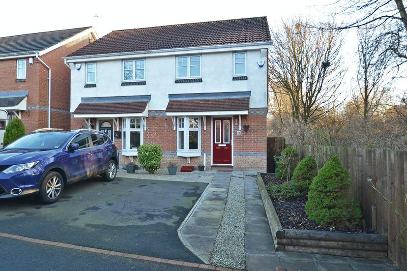2 Bedrooms Semi Detached House for sale in Stonethwaite, North Shields