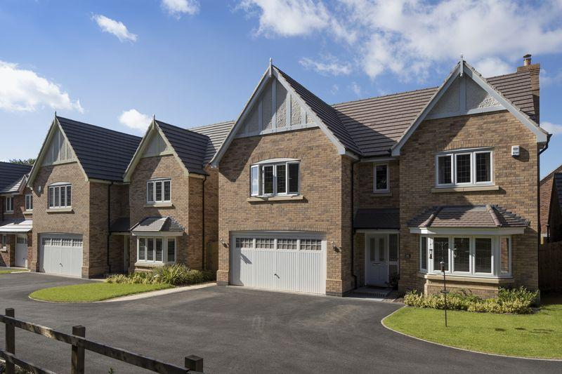 5 Bedrooms Detached House for sale in PLOT 456 THE WILLOW, LANGLEY COUNTRY PARK