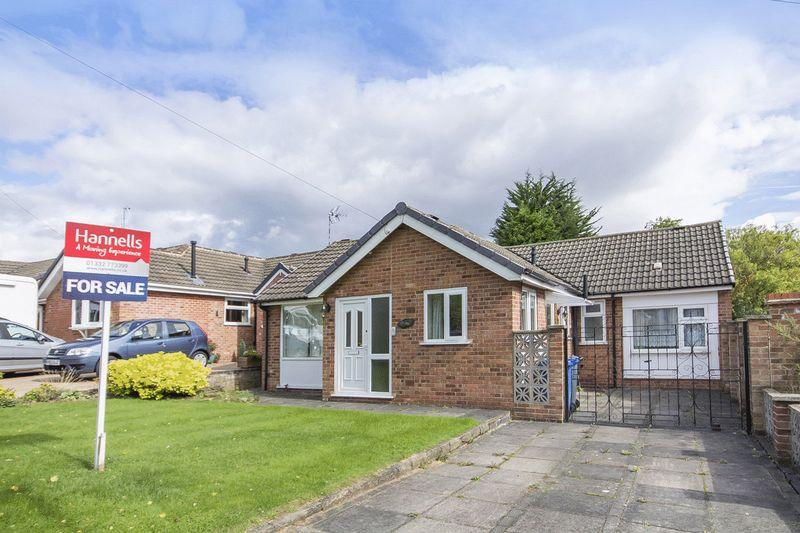 2 Bedrooms Detached Bungalow for sale in LAWNSWOOD CLOSE, LITTLEOVER