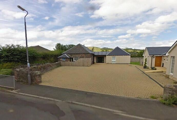 4 Bedrooms Detached House for sale in 1 Adams Court Dow Brae, Town Yetholm, TD5 8SJ