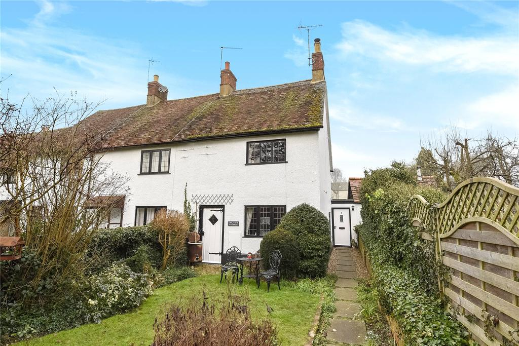 2 Bedrooms End Of Terrace House for sale in High Street, Tingrith, Bedfordshire, MK17
