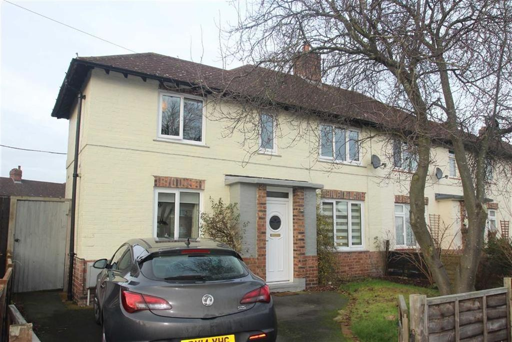 3 Bedrooms Semi Detached House for sale in Longden Green, Shrewsbury