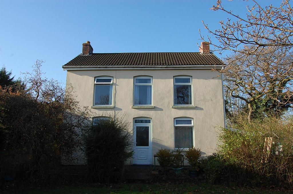 3 Bedrooms Detached House for sale in Glyn Road, Lower Brynamman, Ammanford