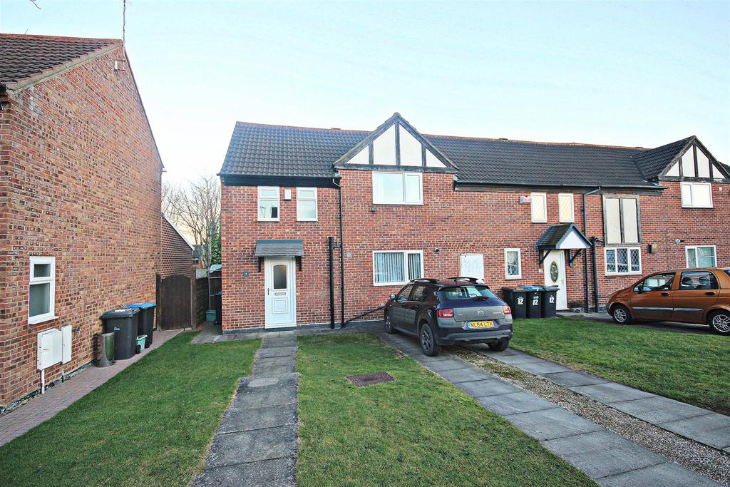 3 Bedrooms End Of Terrace House for sale in Tweed Close, Pelton, Chester Le Street