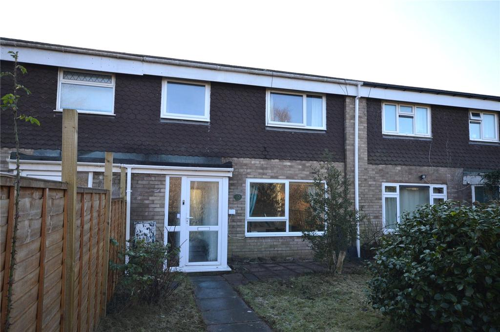3 Bedrooms Terraced House for sale in Ty Cerrig, Pentwyn, Cardiff, CF23