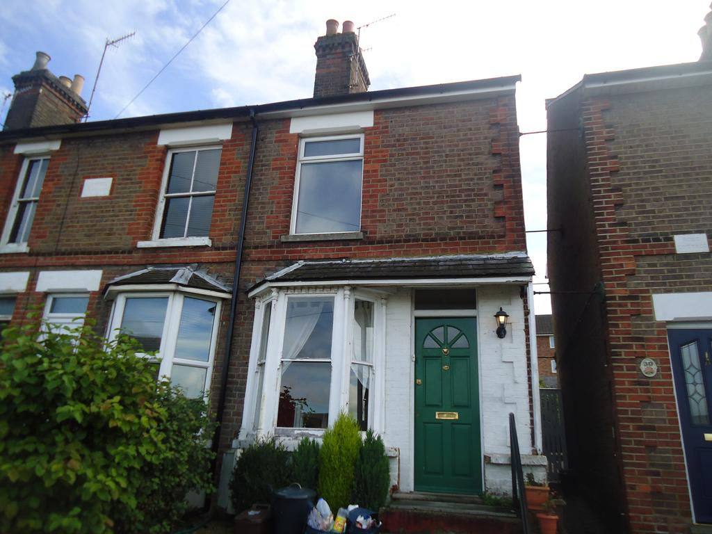 3 Bedrooms End Of Terrace House for sale in Gladstone Road, Chesham HP5