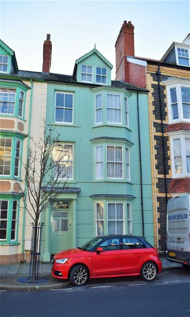 8 Bedrooms Terraced House for sale in 47, Portland Street, Aberystwyth, SY23