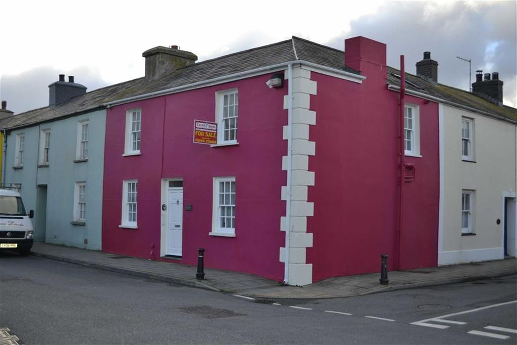 3 Bedrooms Terraced House for sale in Tabernacle Street, Aberaeron, Ceredigion
