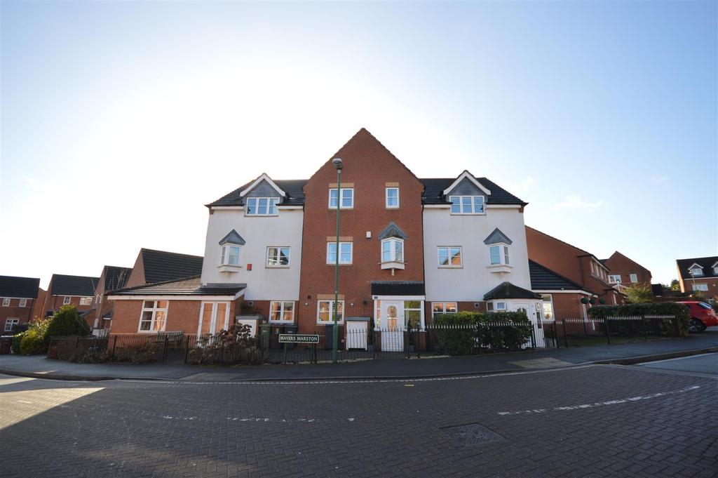 4 Bedrooms Terraced House for sale in Wavers Marston, Birmingham