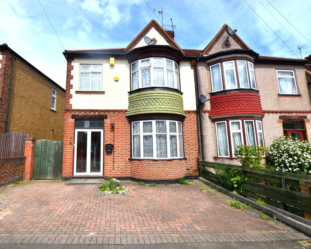 3 Bedrooms End Of Terrace House for sale in Clowders Road London SE6