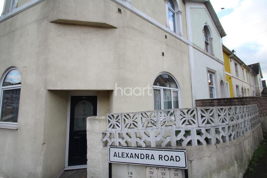 2 Bedrooms End Of Terrace House for sale in Alexandra Road, Torquay