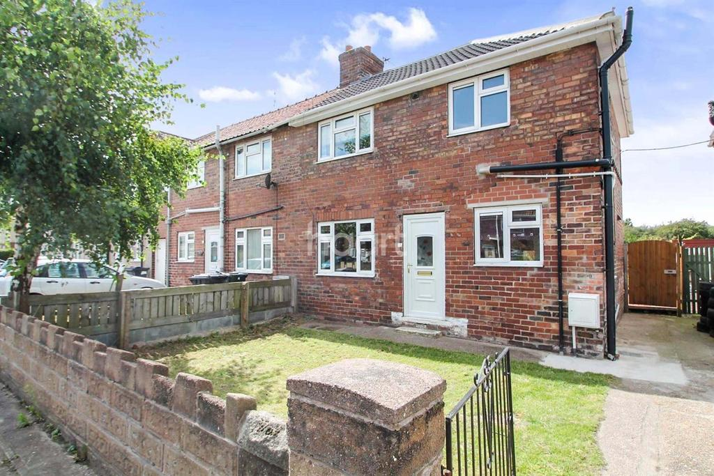 3 Bedrooms End Of Terrace House for sale in Broadway, Dunscroft