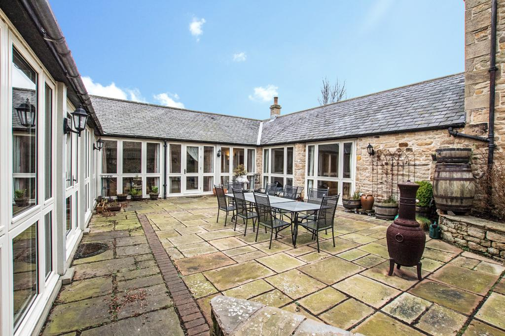4 Bedrooms Barn Conversion Character Property for sale in Low Brunton, Humshaugh NE46