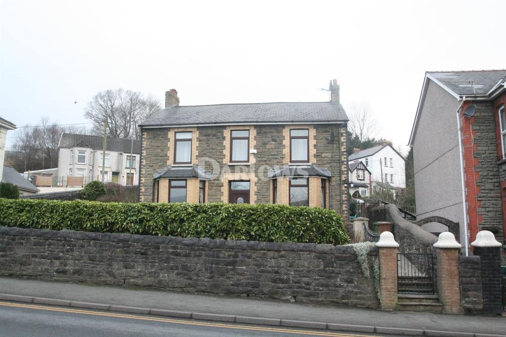 4 Bedrooms Detached House for sale in Merchant Street, Pontlottyn