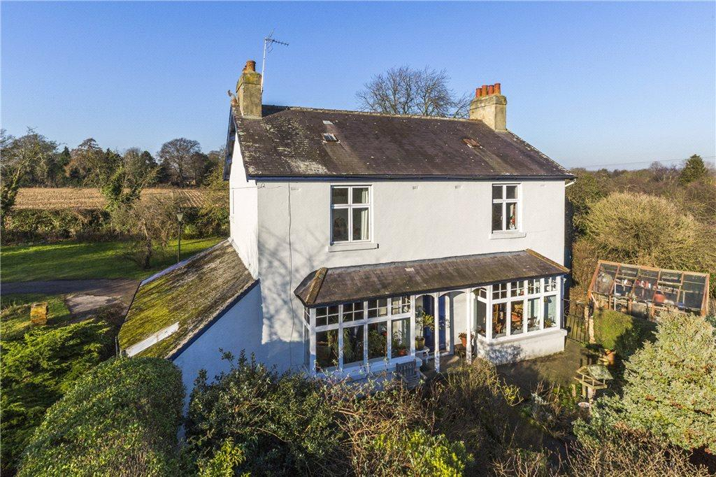 4 Bedrooms Detached House for sale in Washington House, Littlethorpe, Ripon, North Yorkshire