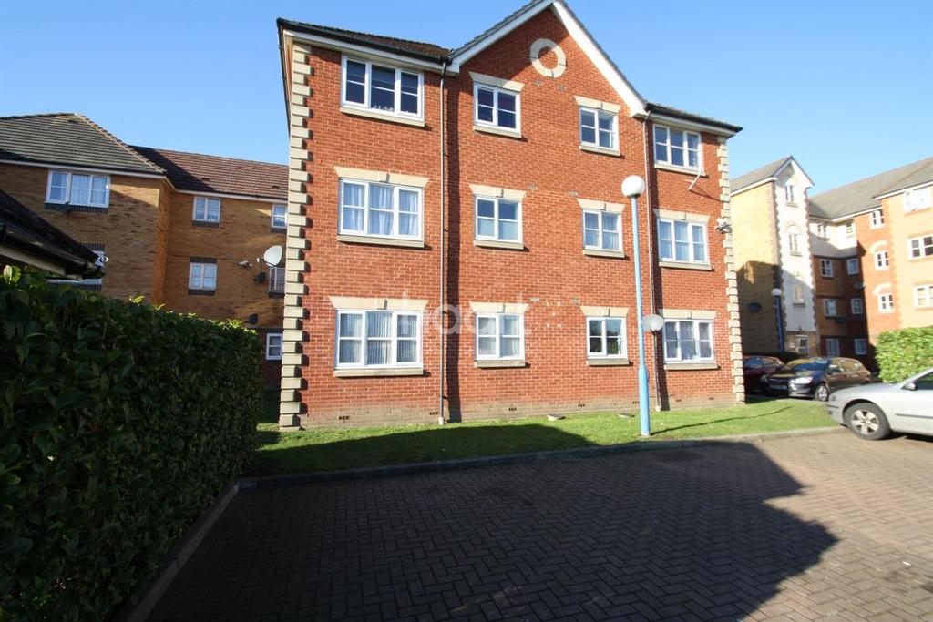 1 Bedroom Flat for sale in St Aidans Court, Blessing Way