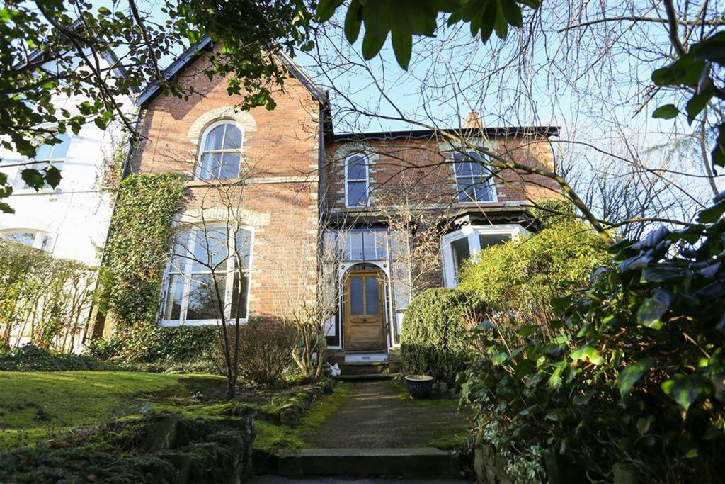 6 Bedrooms Semi Detached House for sale in Ley Hey Road, Marple, Cheshire