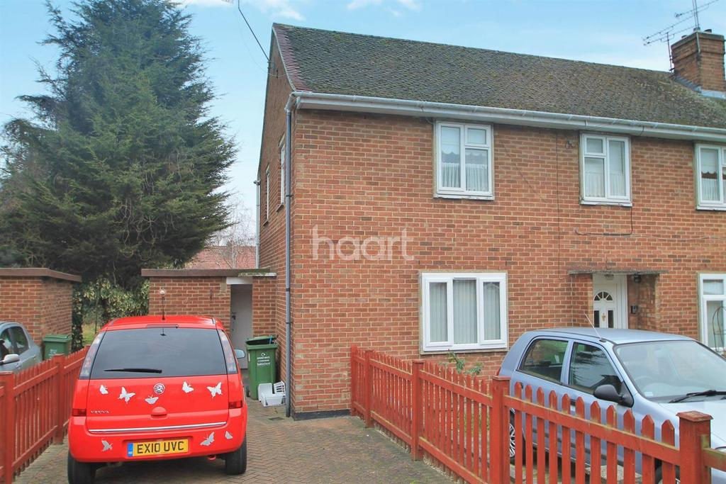 2 Bedrooms Maisonette Flat for sale in Briar Mead, Basildon
