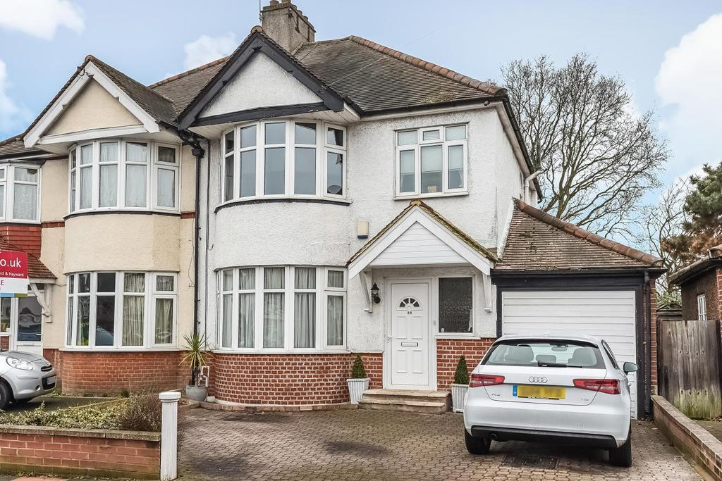 3 Bedrooms Semi Detached House for sale in Village Way, Beckenham, BR3