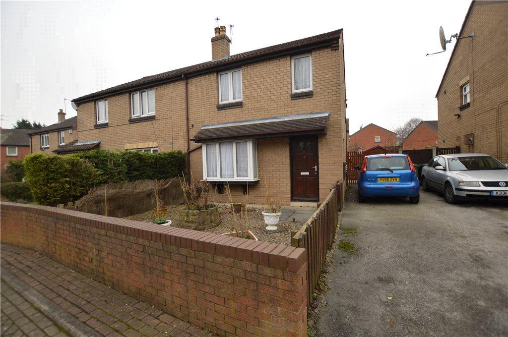 3 Bedrooms Semi Detached House for sale in Buller Court, Leeds, West Yorkshire