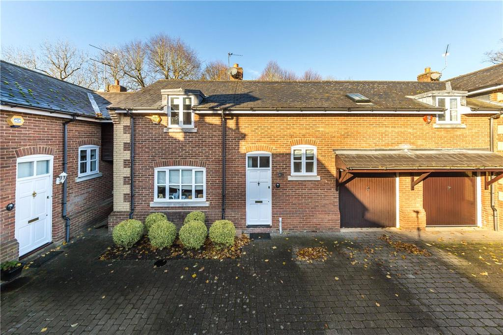 3 Bedrooms End Of Terrace House for sale in Sherrards Mews, Welwyn Garden City, Hertfordshire