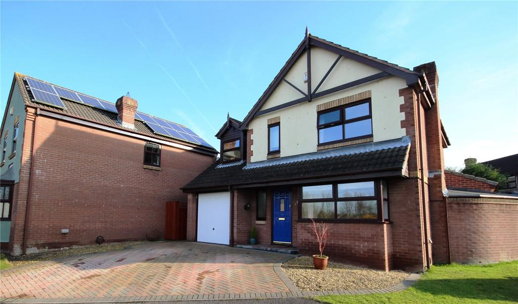 4 Bedrooms Detached House for sale in The Coppice, Bradley Stoke, Bristol, BS32