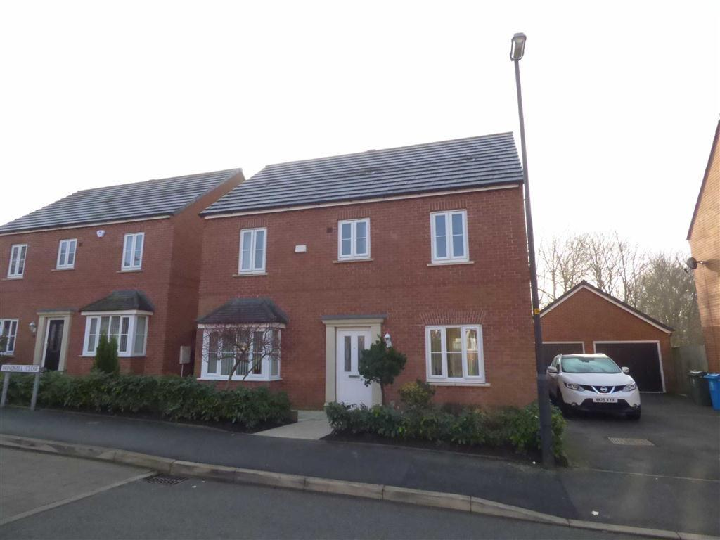 4 Bedrooms Detached House for sale in Windmill Close, Royton, Oldham, OL2
