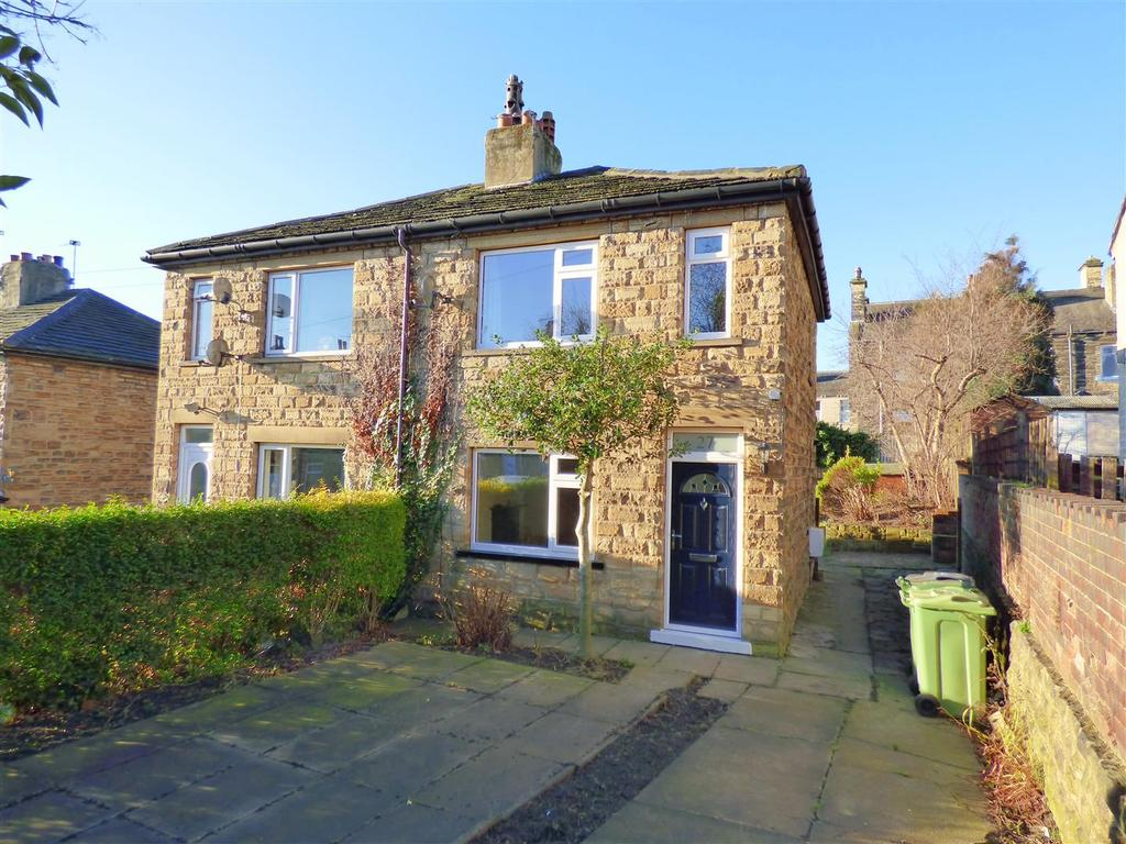 2 Bedrooms Semi Detached House for sale in Westcliffe Road, Cleckheaton