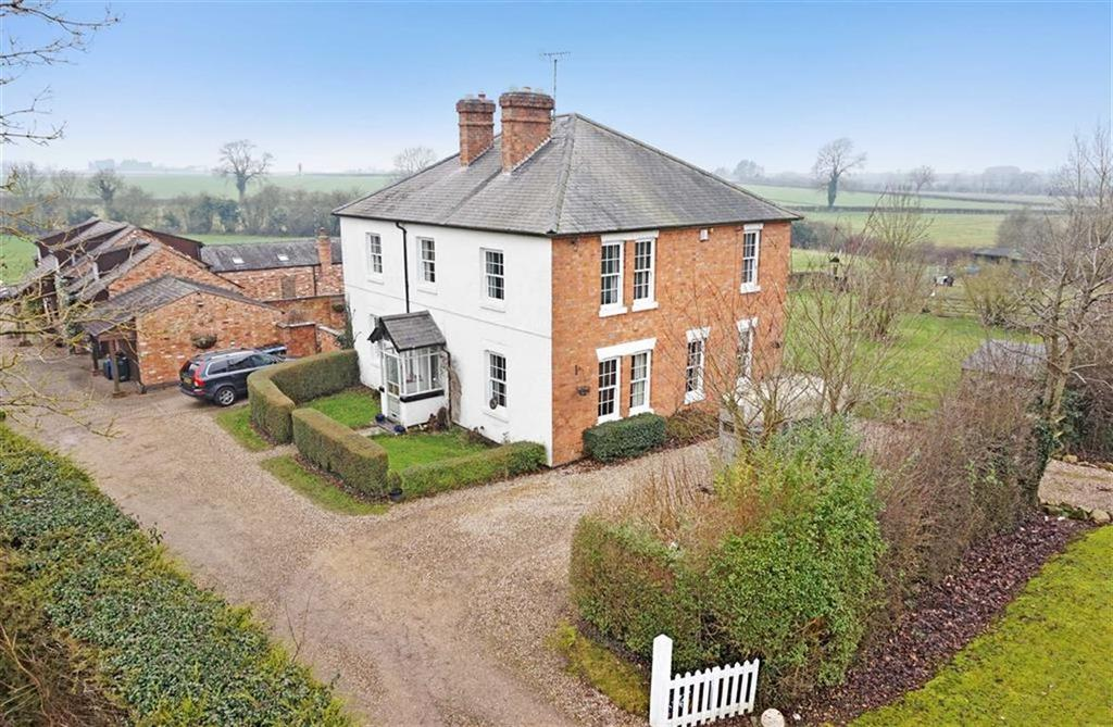 7 Bedrooms Detached House for sale in Cosby