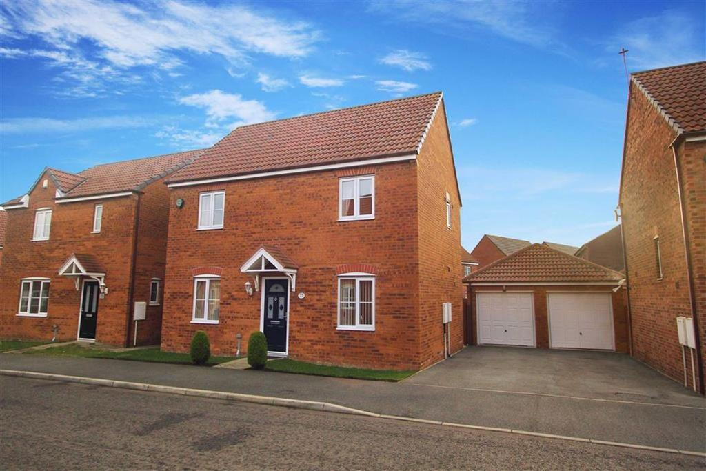 3 Bedrooms Detached House for sale in Cloverfield, West Allotment, Tyne And Wear