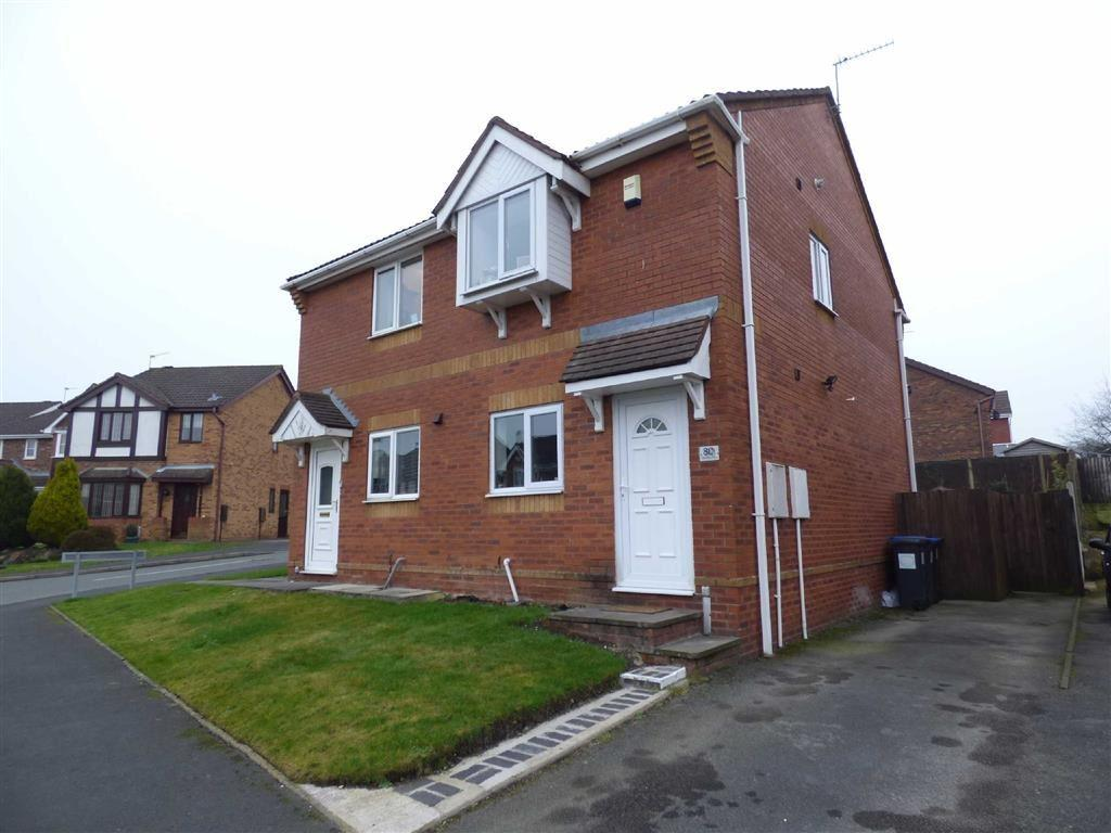2 Bedrooms Semi Detached House for sale in 80, Coleridge Drive, Cheadle