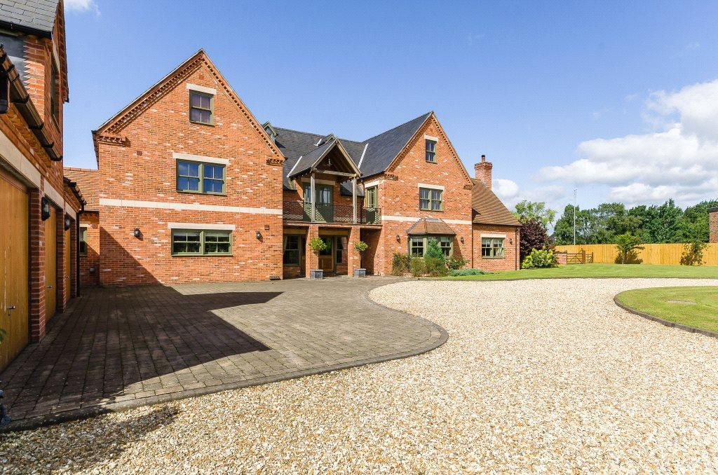 8 Bedrooms Detached House for sale in Walnut House, 5 The Fairways, Torksey, Lincoln, LN1