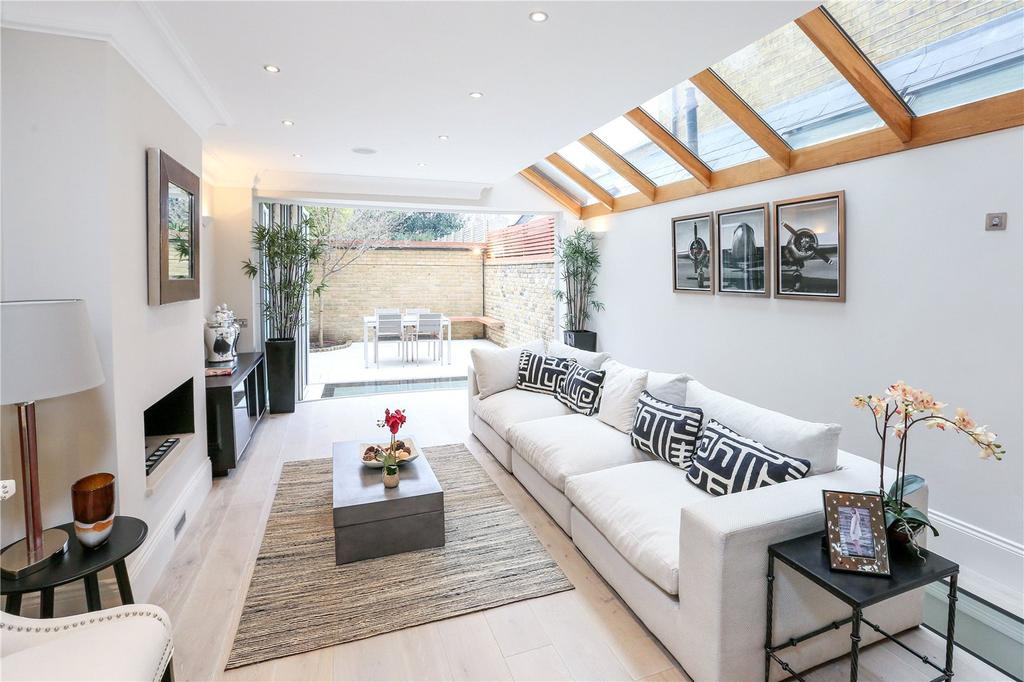 5 Bedrooms Terraced House for sale in Bagleys Lane, Fulham, London, SW6