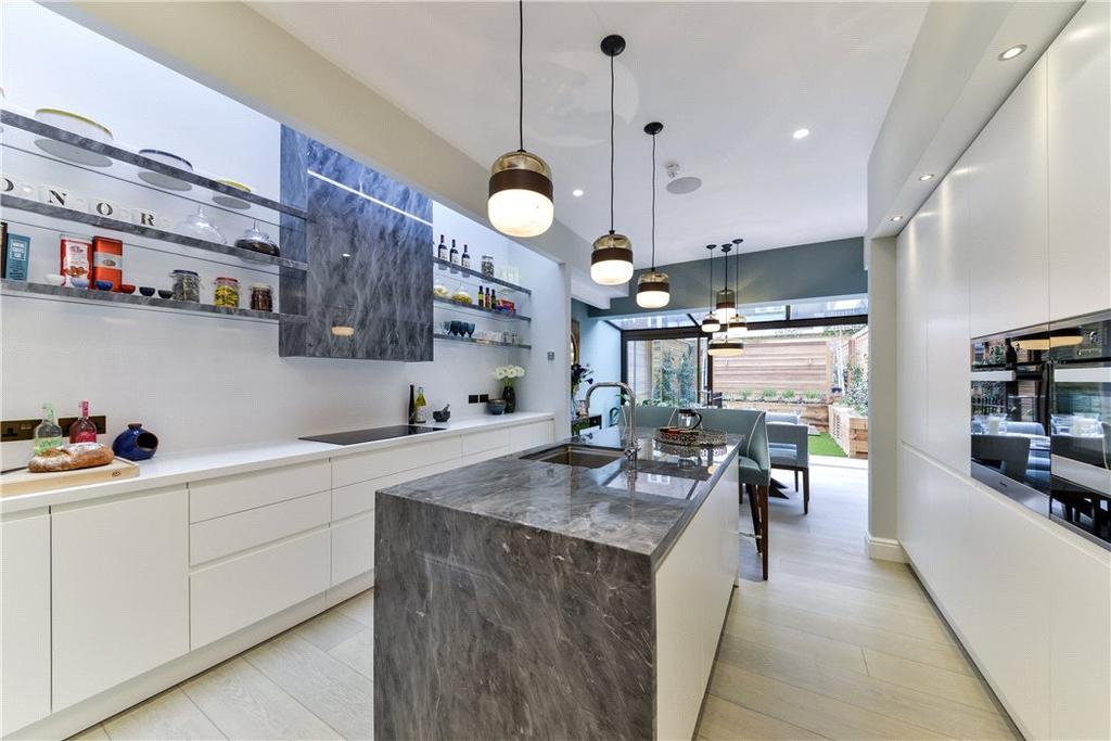 4 Bedrooms Terraced House for sale in Radnor Walk, Chelsea, London, SW3