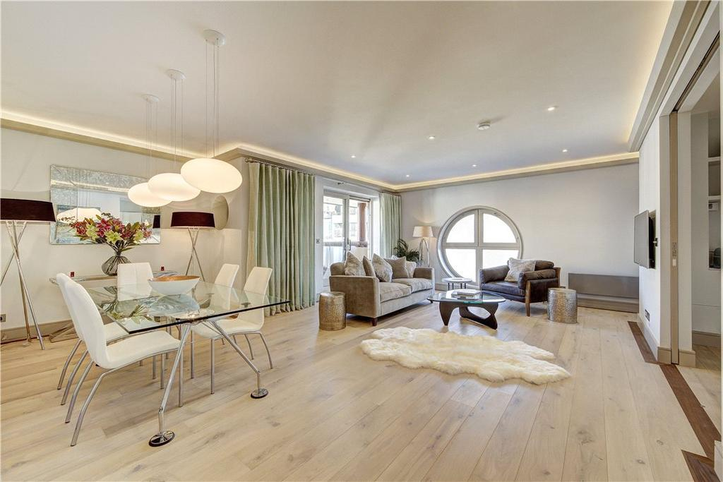 3 Bedrooms Flat for sale in Trinity Court, 170A Gloucester Terrace, Bayswater, London, W2