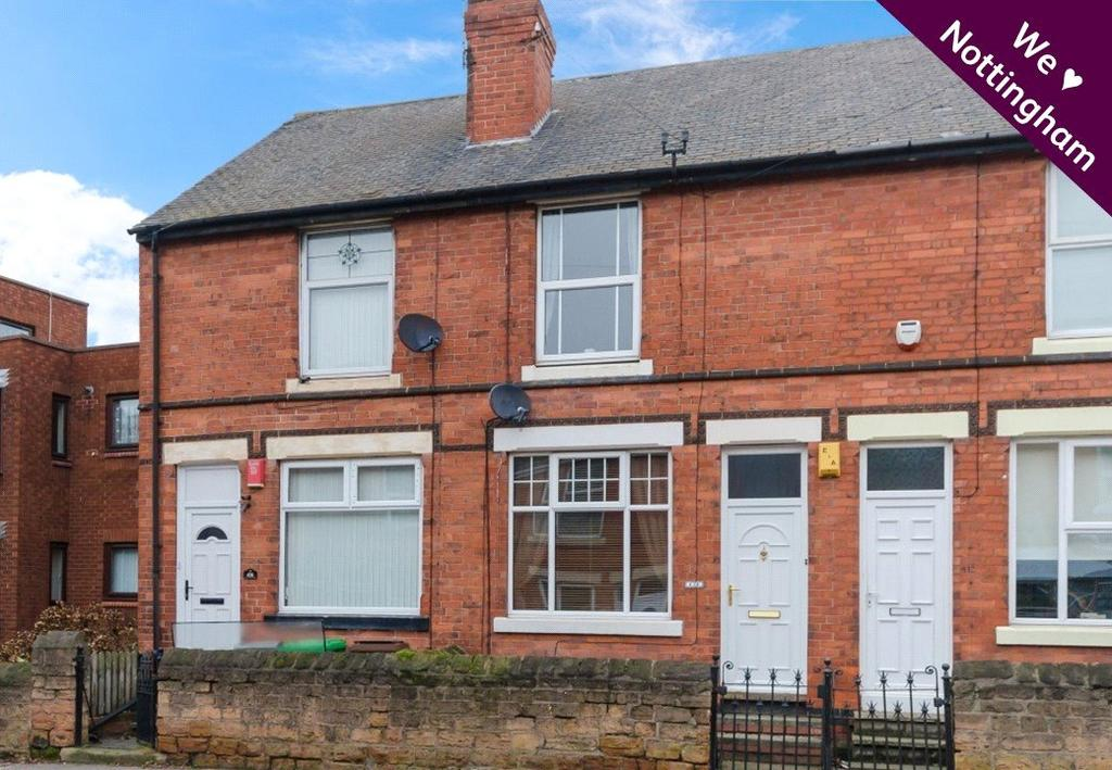 2 Bedrooms Terraced House for sale in Nottingham Road, Nottingham, Nottinghamshire, NG6